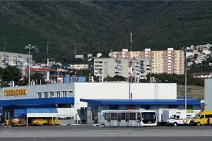 Аэропорт Геленджика ©Фото с сайта basel.aero