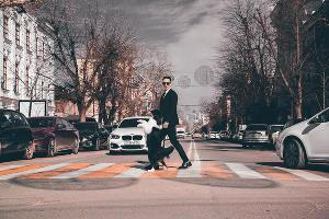 Хьюстон с хозяином ©Фото предоставил Кирилл Герасимчук-Карпов