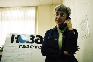 Анна Политковская ©Скриншот из документального фильма «Новой газеты» «Как убили Анну»