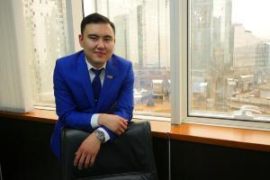 Директор по развитию ГК TeleTrade в Республике Казахстан Марлен Нусупбеков