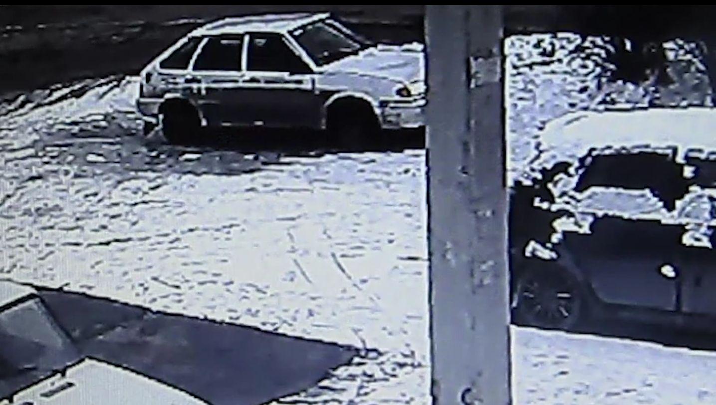 ВМинеральных Водах дебошир угнал машину прибывших утихомировать его охранников