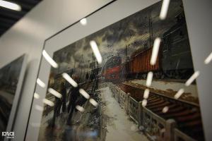 """Экспозиция """"10 выставок на 10 вокзалах"""" в Сочи ©Нина Зотина, ЮГА.ру"""