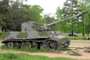 Танк «Тигр» ©Фото с сайта wikimedia.org