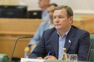 Евгений Громыко ©Фото с сайта council.gov.ru