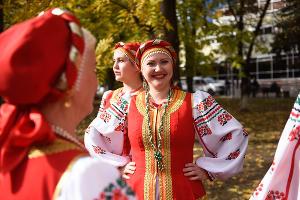 Праздник урожая - 2017 в Краснодаре ©Фото Елены Синеок, Юга.ру