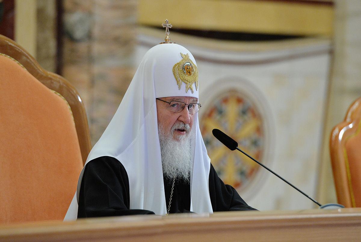 Патриарх Кирилл проведёт службу вАстрахани