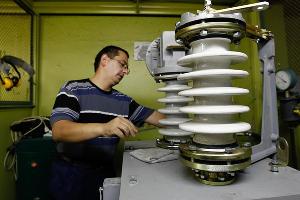 Завод высоковольтной аппаратуры в Нальчике ©Влад Александров, ЮГА.ру