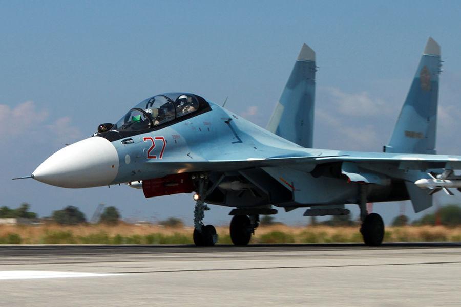 ВСирии при крушении русского истребителя погибли два пилота