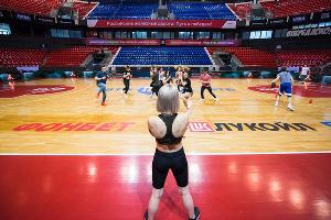 Тренировка LOKS Dancers ©Фото Елены Синеок, Юга.ру