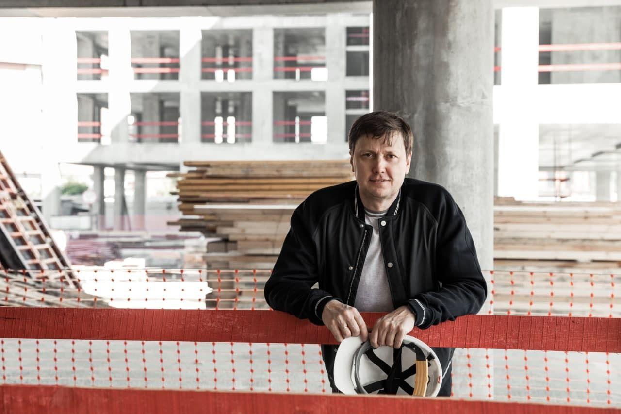 Сергей Разуваев ©Изображение пресс-службы GMK
