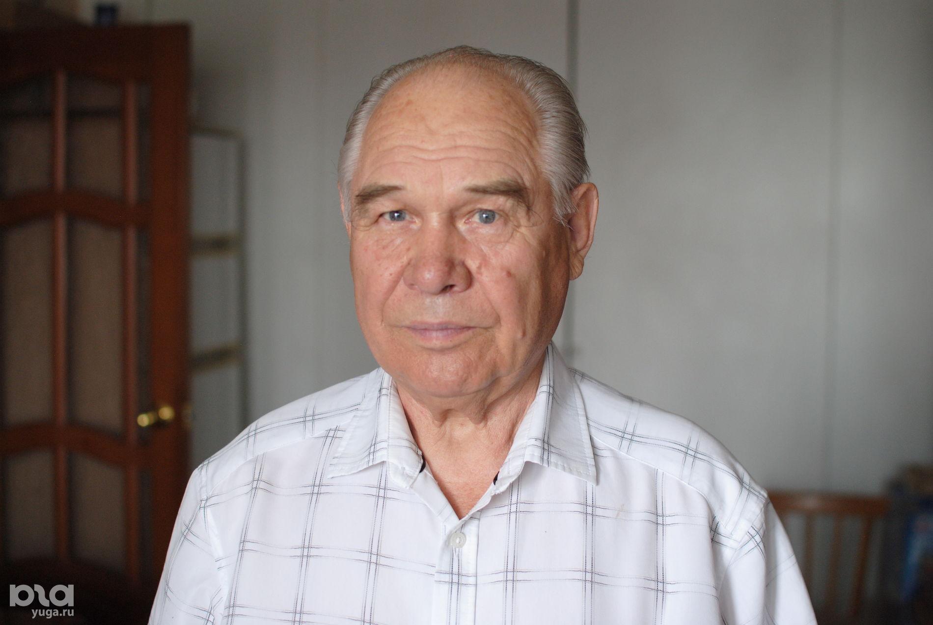 В 1971 году Анатолий Рыбалкин работал в Управлении КГБ СССР по Краснодарскому краю ©Фото Виктора Дерезы, Юга.ру