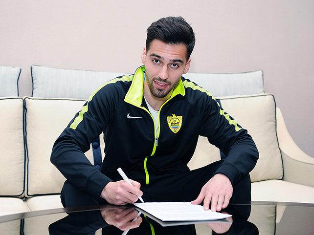 Прошлый футболист «Томи» Лях продолжит карьеру в«Анжи»