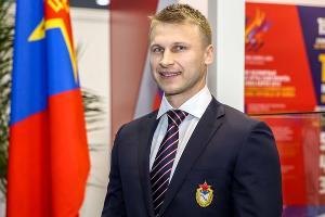 Дмитрий Труненков ©Фото с официального сайта ЦСКА