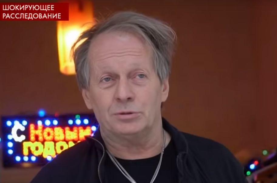 Крис Кельми ©Кадр из видео Первого канала