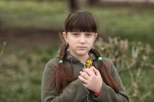 Ульяна Жукова ©Фото предоставлено пресс-службой благотворительного фонда «Русфонд»