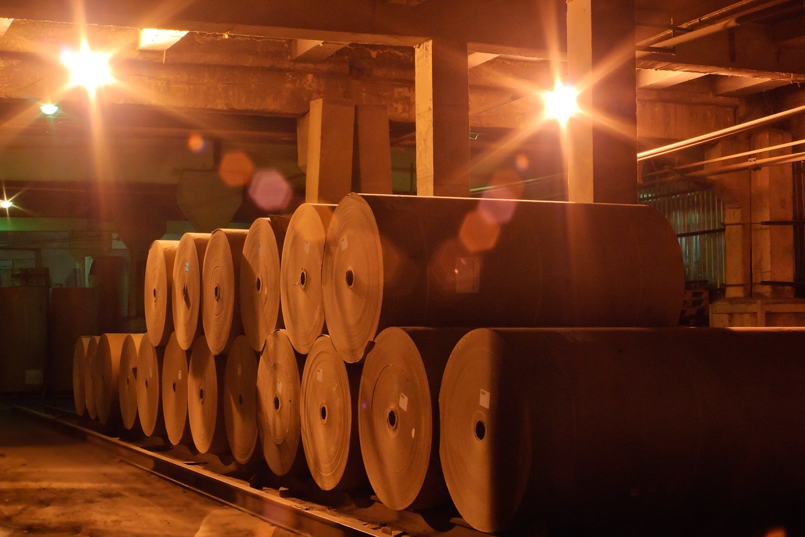Завод «Картонтара» в Майкопе
