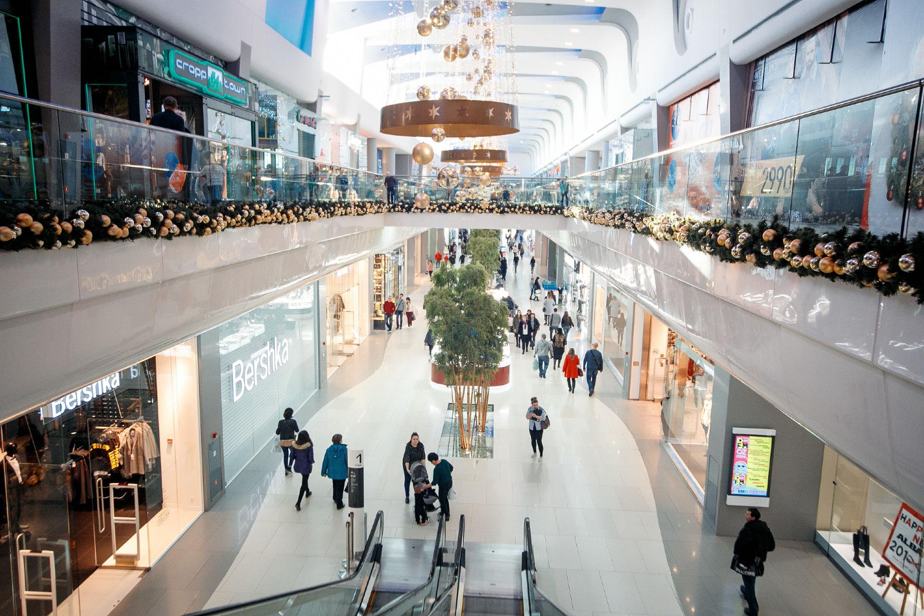 Торговые галереи OZ МОЛЛ ©Фото предоставлено OZ МОЛЛ