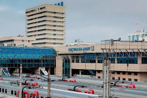 Железнодорожный вокзал Ростов-Главный ©Фото пресс-службы СКЖД