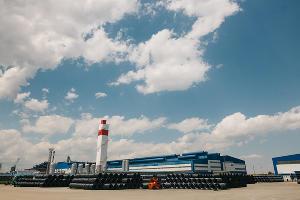 Абинский ЭлектроМеталлургический завод ©Фото пресс-службы АЭМЗ