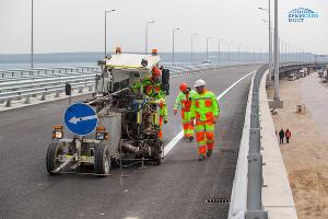 Крымский мост ©Фото с сайта most.life