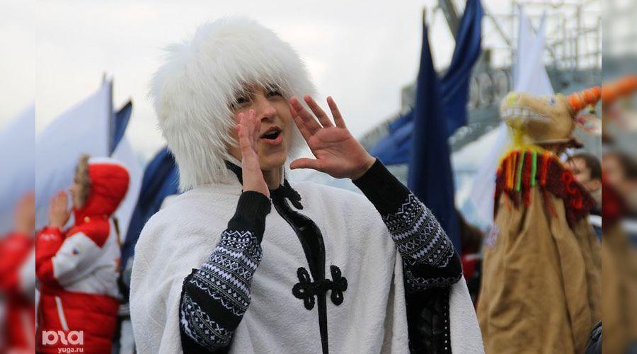 Открытие горнолыжного сезона на Красной Поляне ©Ирина Лукьяшко. ЮГА.ру