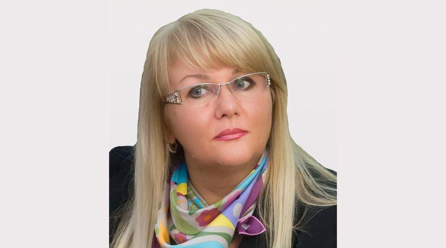 Ирина Романец ©Фото пресс-службы администрации Ялты