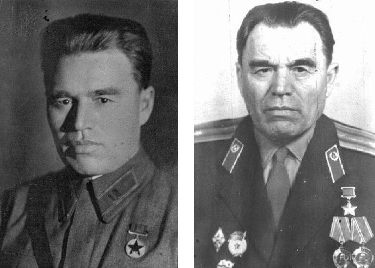 Петр Гаврилов — в довоенные годы и в период проживания в Краснодаре ©Фото с сайта waralbum.ru