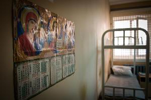 Спецприемник, где осужденные ожидают распределения по камерам ©Елена Синеок, ЮГА.ру