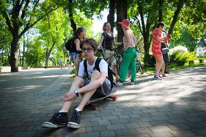 """Фестиваль """"Ресторанный день"""" в """"Городском саду"""" ©Елена Синеок, ЮГА.ру"""