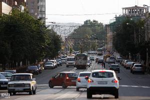 Владикавказ. Столица Северной Осетии ©Влад Александров, ЮГА.ру