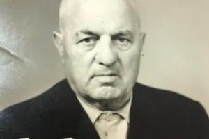 Сноплян Амаяк Артынович ©Фото из семейного архива