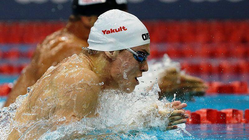 Морозов обосновал всем, что онспринтер мирового класса— руководитель Федерации плавания
