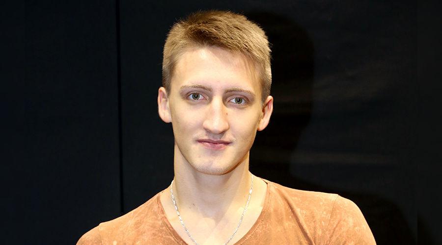 Павел Устинов ©Фото с сайта satirikon.ru