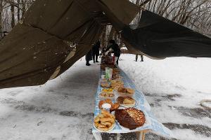 Ставропольские кадеты отметили Масленицу ©Эдуард Корниенко, ЮГА.ру