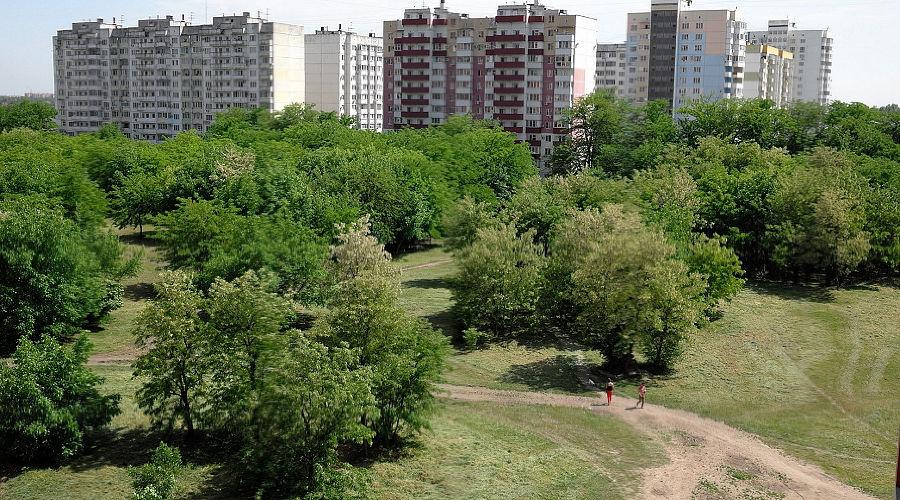 Молодежный микрорайон Краснодара ©Фото пресс-службы администрации Краснодарского края