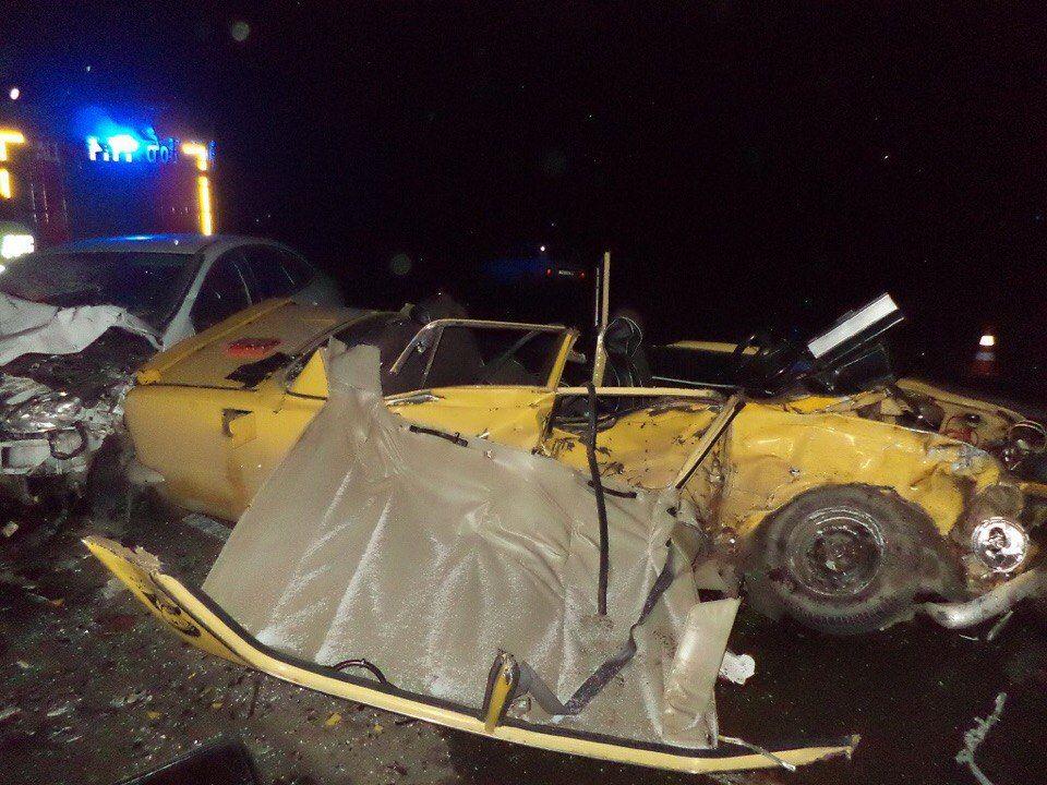 ВКраснодаре вДТП пострадали два водителя и умер пассажир