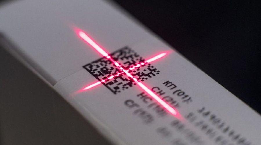 Пример кода маркировки ©Фото предоставлено компанией «Эвотор»