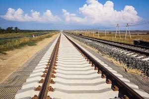 Железная дорога ©Фото Елены Синеок, Юга.ру