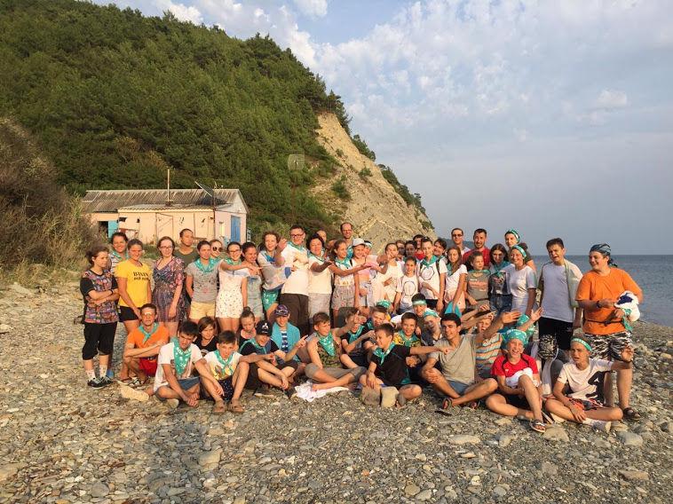 В перспективе лагерь «Ломоносовский» будет принимать и школьников из других регионов ©Изображение пресс-службы фонда «Вольное Дело»