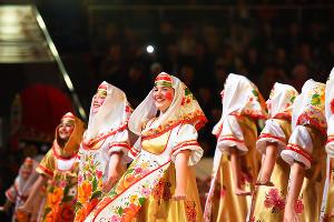 «Праздник урожая» в Краснодаре ©Фото Елены Синеок, Юга.ру