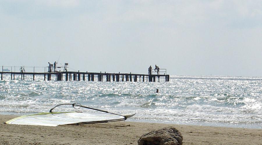 Пляж ©Фото Юга.ру