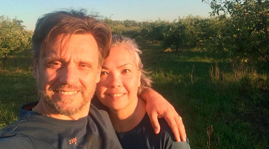 Михаил и Вера Тихоновы ©Фото из личного архива Веры Тихоновой