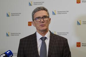 Александр Моложавенко ©Фото пресс-службы правительства Севастополя
