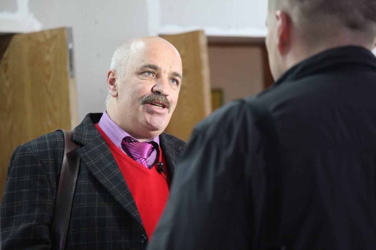Скончался профессор журфака КубГУ Георгий Соловьев