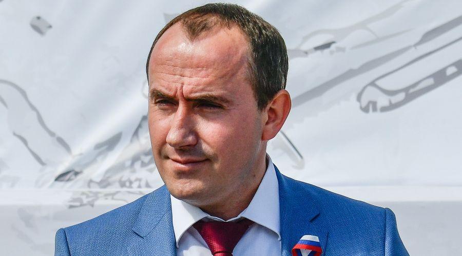 Алексей Богодистов ©Фото предоставлено пресс-службой администрации Геленджика