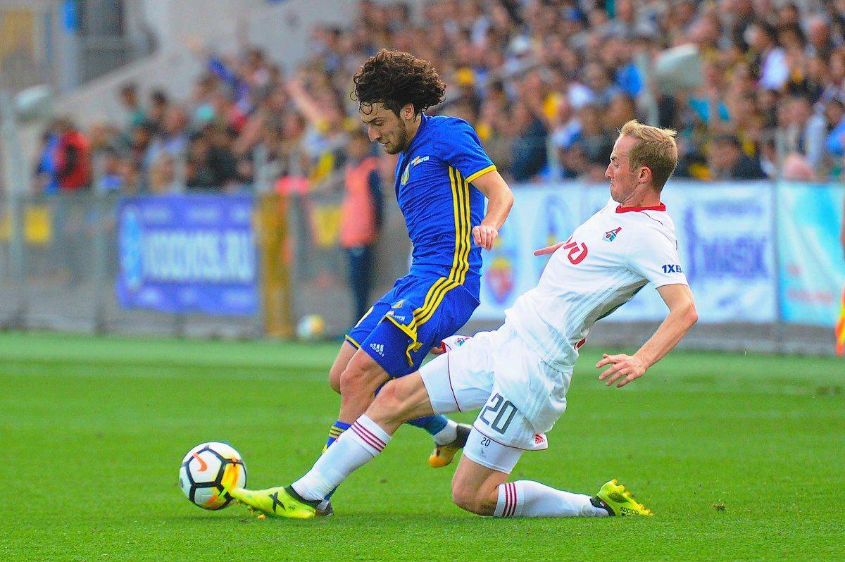 Футболист Эдер считает, что «Локомотив» заслужил победу вматче с«Ростовом»