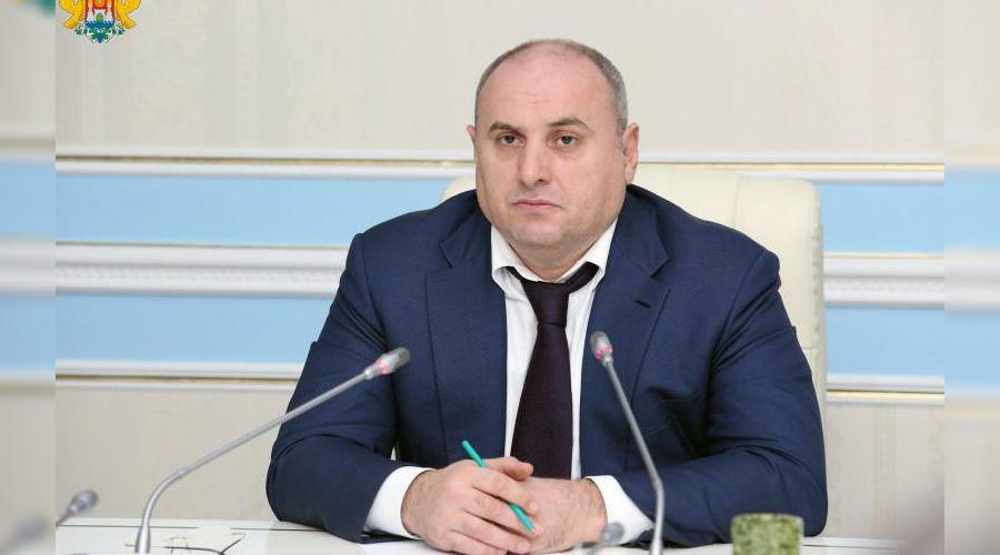 Муса Мусаев ©Фото пресс-службы администрации Махачкалы