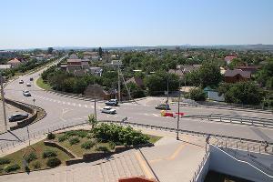 Мост через реку Адагум в Крымске ©Фото с сайта администрации Крымского района