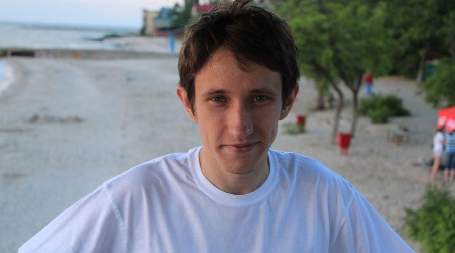 Александр Коровайный ©Фото со страницы Александра Коровайного, vk.com/aka_neytrino