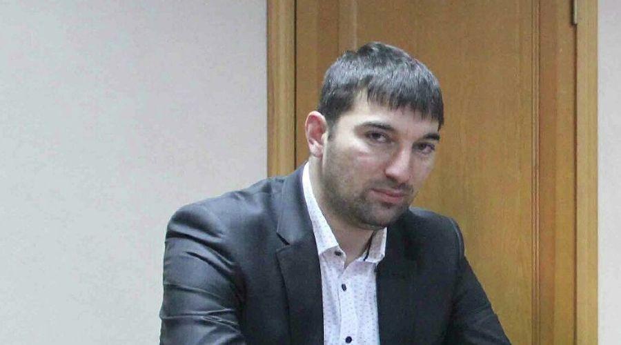 Ибрагим Эльджаркиев ©Фото пресс-службы МВД РФ по Республике Ингушетия